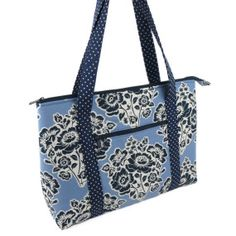 take off tote- great pattern
