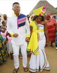 Cute South African Traditional Wedding 2019 South African Traditional Wedding 2019 - This Cute South African Traditional Wedding 2019 images was upload on March, 8 2020 by admin. Here latest Sou. Pedi Traditional Attire, Sepedi Traditional Dresses, South African Traditional Dresses, Traditional Wedding Attire, Traditional Fashion, African Print Dresses, African Fashion Dresses, African Dress, African Prints
