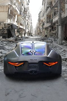 Superior Luxury — cknd: Felino CB7