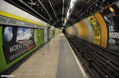 Image result for old underground station