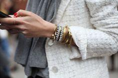 accessories + texture