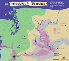 Taste Washington Terroir - Washington wines are famous for bold fruit, zesty acidity and balanced tannins, but why? Find out how ancient floods created a region that's good at growing grapes.