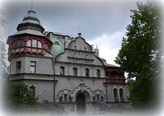 Łódzkie Pałace