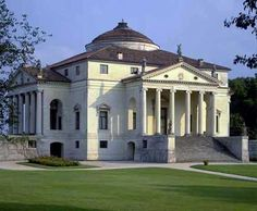 Villa Almerico Capra Valmarana 'La #Rotonda'. #Andrea #Palladio, 1570-1592