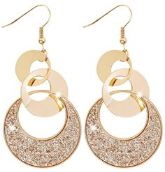 Drop Earrings - Glamour Rings - Bijou Brigitte Online Shop NL