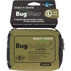 Bug Jacket with Insect Shield