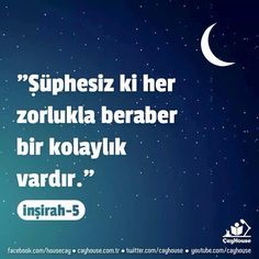 İnşirah Suresi 5 Allah Islam, Islam Muslim, Thing 1, New Thought, Word Up, Holy Quran, Sufi, Meaningful Words, Islamic Quotes