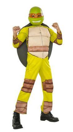 Boys Halloween costume + teenage mutant ninja turtles costume + TMNT dress up + kids halloween costumes = @19.98 @ Walmart Canada