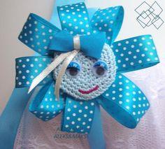diadema  hilos de algodon,lasos,abalorios crochet,coser a mano  pegar