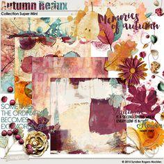 Autumn Redux digital kit