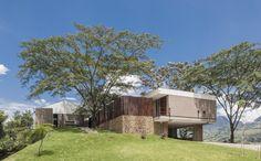 Arquitectura campestre y actual