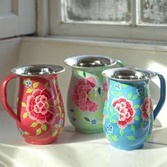 Caraffa floreale verde acqua ♡ ✦ ❤️ ●❥❥●* ❤️ ॐ ☀️☀️☀️ ✿⊱✦★ ♥ ♡༺✿ ☾♡ ♥ ♫ La-la-la Bonne vie ♪ ♥❀ ♢♦ ♡ ❊ ** Have a Nice Day! ** ❊ ღ‿ ❀♥ ~ Tues 28th July 2015 ~ ❤♡༻ ☆༺❀ .•` ✿⊱ ♡༻ ღ☀ᴀ ρᴇᴀcᴇғυʟ ρᴀʀᴀᴅısᴇ¸.•` ✿⊱╮