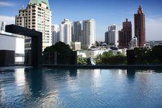 Golden Tulip Mandison Suites Bangkok - Sukhumvit - Bangkok, Thailand Bangkok Thailand, Phuket, San Francisco Skyline, Night Life, Tulips, Infinity, Asia, River, City