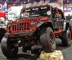 @TruckLite 2013 #Jeep Rubicon build #4x4 #ItsAJeepThing #JeepLife
