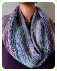 Yarnmarket features the Crystal Palace Aria & Kid Merino Color Stacks Cowl pattern plus Knitting & Crochet Magazines, Knitting Books and Pat...