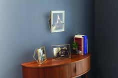 Amazon.com - Umbra Prisma Picture Frame, 4 by 6-Inch, Matte Brass -