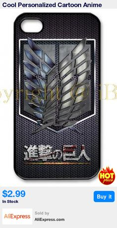 Cool Personalized Cartoon Anime Attack On Titan Logo Symbol Hard plastic mobile phone Case Cover for iphone 4 5 6 6 plus * Pub Date: Feb 14 2017 Cheap Phone Cases, Mobile Phone Cases, Iphone 4, Iphone Cases, Titan Logo, Person Cartoon, Feb 14, Cell Phone Holder, 6 Case