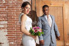mixed couple wedding - Google Search