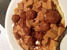 川丸子豆腐 !