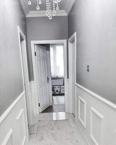 This House Renovated With Renovation All Works Left To Masters - New Deko Sites Home Design Decor, Home Room Design, Modern Interior Design, House Design, Home Decor, Hallway Decorating, Interior Decorating, Living Room Decor, Bedroom Decor