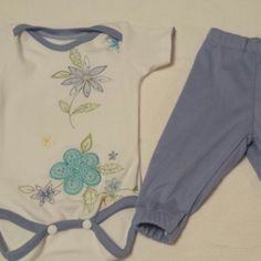 Baby Outfit 3 to 6 months Pants Onesie