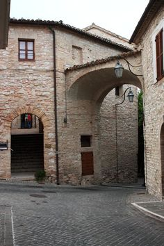 Genga- Marche-The marches-Italia- Italy Genga is a small medieval castle surrounded by nature by Celo Risi
