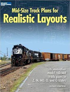Image result for model railroad track plans