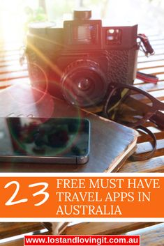 Do you like caravanning and camping in Australia? We have 23 apps that will make your travels easier, safer and better for the entire family.  Lost and Loving It - lostandlovingit.com.au