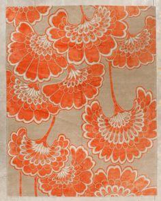 Tony Kitz Gallery Florence Broadhurst's Japanese Floral