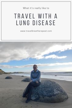 What it's like for me traveling with LAM, a chronic disease; tips for traveling with a medical condition. #chronicillness #travel