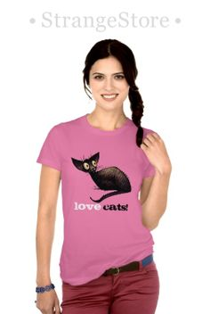 ☆★☆ StrangeStore Cats! ☆★☆ Cats on StrangeStore! Custom cat gifts for cat lovers. #strangestore #cats #blackcats #fashion #lovecats #orientalcats See more StrangeStore cats here ►   http://zazzle.com/strangestore/gifts?cg=196457910296888967&GroupProducts=False&pg=1&sd=desc&st=date_created&rf=238175107415881712&tc=pin