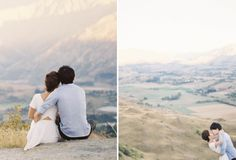 epic queenstown & lake wanaka engagement shoot in new zealand from Jen Huang Photo   JenHuangBlog.com