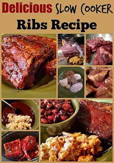 Quick And Healthy slow cooker ribs and dr pepper All recipes include calories and Weight Watchers