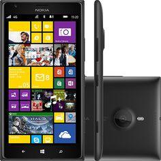 Com o Nokia Storyteller você tem as ferramentas de edição de imagens e uma câmera de 20 megapixels, e tudo em alta resolução na tela do seu Smartphone. Ele vem com um Processador Snapdragon 800 Quadcore que o torna um dos mais rápidos do mercado brasileiro. Possui também tela touch gigante de 6 polegadas Full HD de 1080x1920 pixels, perfeita para usar no dia a dia, abrir planilhas, consulta a internet ou visualizar suas redes sociais.
