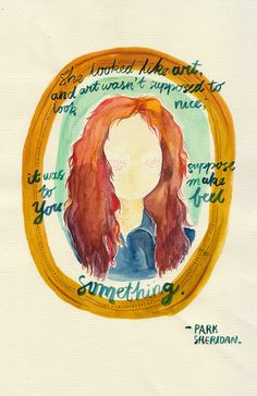 Feel Something -Eleanor & Park by Rainbow Rowell