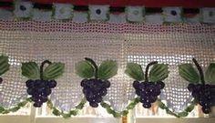 ... la37 croche bando uvas la37 barbante bando uvas la37 bando de croche