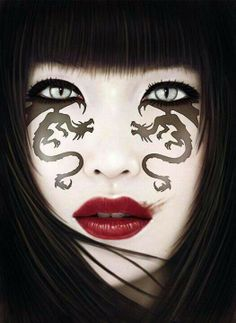 Maquillage artistique Real Techniques - Cécile Catillon