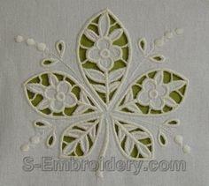 10559_Chestnut-Leaf-cutwork-lace350