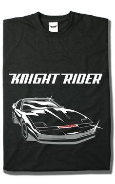 Camiseta Knight Rider