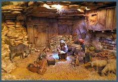 Resultado de imagen de iglesia belen valladolid Christmas Villages, Christmas Nativity, Christmas Crafts, Christmas Decorations, Belem, Fontanini Nativity, Portal, Beautiful Christmas, Miniatures