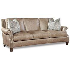 Geoffrey Alexander 7249 Sofa Huntington Homes Transitional Sofas French Belfort Furniture