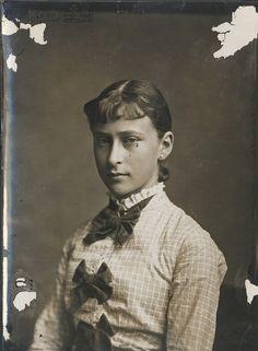 Alexander Bassano (1829-1913) - Princess Elizabeth of Hesse (1864-1918)