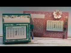 Tutorial Halter für Notizzettel mit Produkten von Stampin' Up! - YouTube
