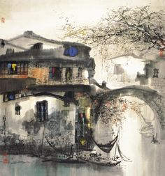 "Liu Maoshan, ""Autumn Melody"""
