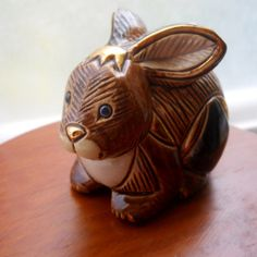 Rinconada Ceramic Rabbit of Rincababy Collection Hand by NewFire, $37.90