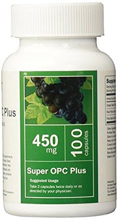 Find best price for All Nature Super OPC Plus (Grape Seed, Red Wine and Pine Bark Extract) Grape Seed Extract, All Nature, Red Wine, Healthy Life, Pine, Health And Beauty, Herbs, Don't Forget, Benefit