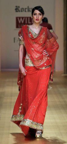 Wills Lifestyle India Fashion Week- Bridal 5