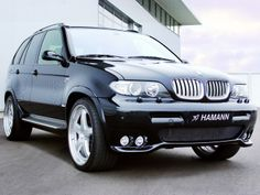 Hamann BMW X5 (E53) '2003–07 Bmw X Series, Bmw X5 E53, Ac Schnitzer, Car Wallpapers, Fast Cars, Cars And Motorcycles, Cool Cars, Cool Pictures, Vehicles