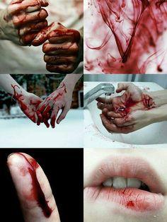 Lot of blood. Lapidot, Gore Aesthetic, Blood Art, Dark Photography, Dark Art, Creepy, Scary, Horror, Beautiful