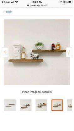 Erin Brown, Master Bath, Floating Shelves, Home Decor, Decoration Home, Room Decor, Wall Shelves, Home Interior Design, Home Decoration